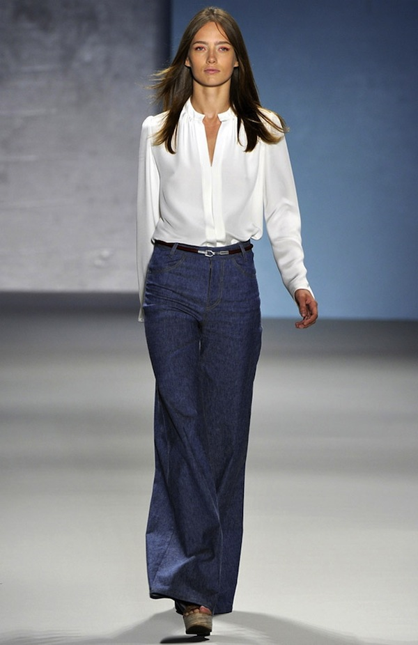 """Wide Leg Denim Trend, Wide Leg Jeans, Flare Jeans, Flare Denim"""