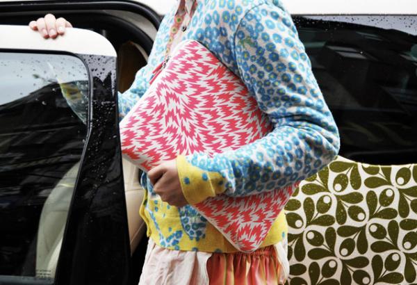 """Spring '11 Trends, Bold Prints, Prada, Florals, Mixing Prints"""